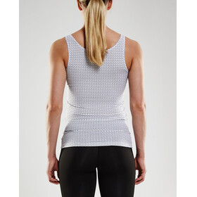 Craft Essential Singlet Women P Trio White